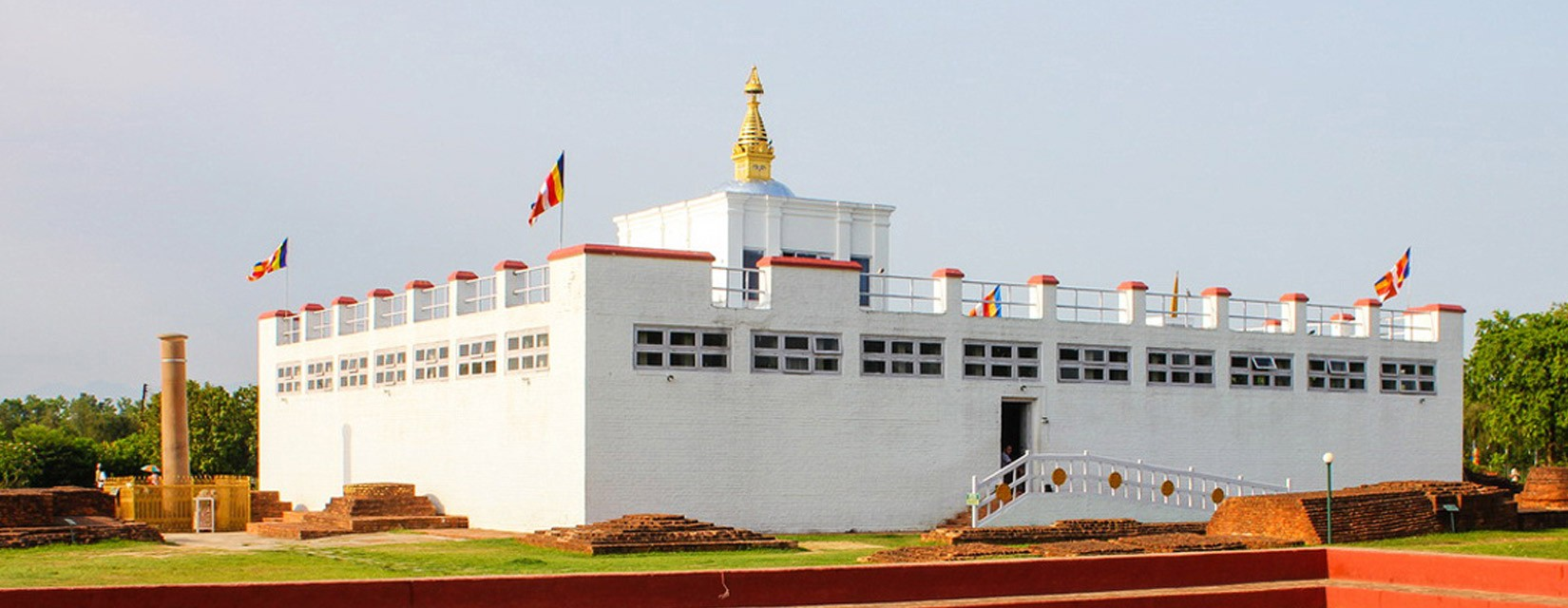 The Birth Place of Lord Buddha