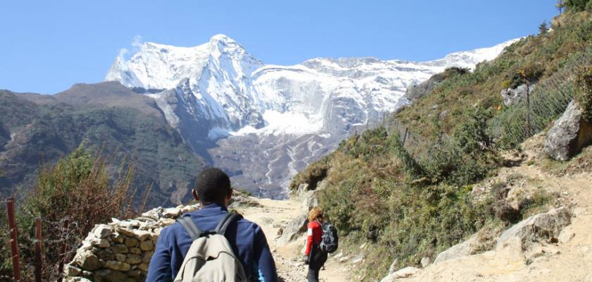 Three High Passes in Everest Region- 20 days