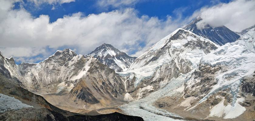 Three High Passes in Everest Region