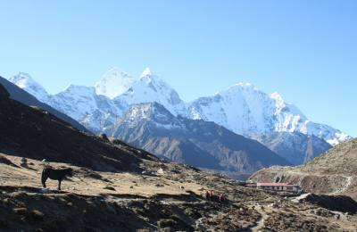 Everest Base Camp Trek with  Island Peak - 21 days
